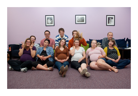 Blossom Natural Childbirth Class 102.0