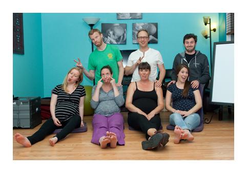 Birthing Naturally Class (Harmony 125.0)