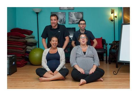 Birthing Naturally Class (Harmony 128.0)